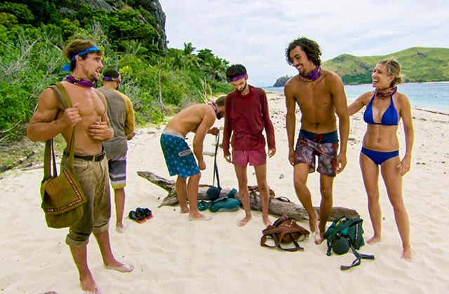 NEW! Survivor Photo Galleries - Check out the Latest Photos of Jeff Probst & All the Castaways!