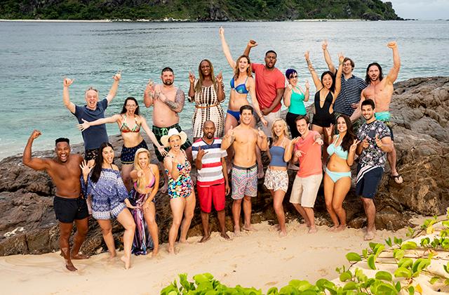 Check out the New Cast of Survivor Season 37: David vs. Goliath