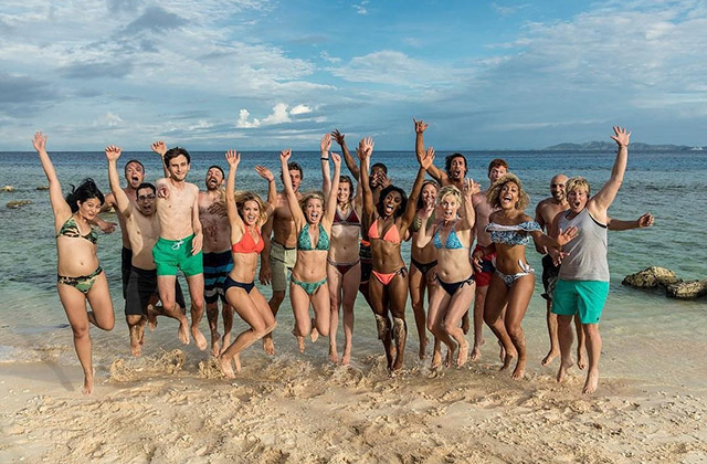 NEW! Survivor Social Feed - See What the Cast is Saying on Twitter!