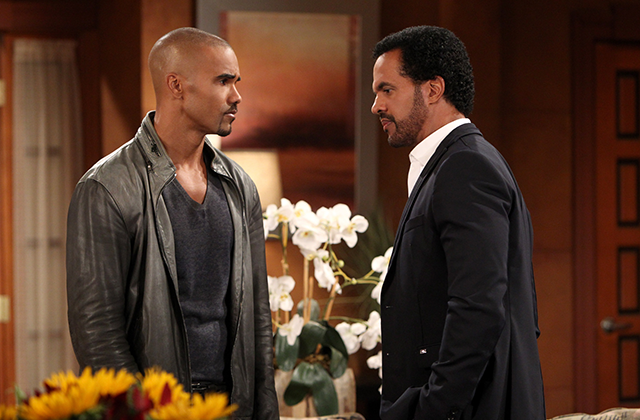 Shemar Moore to Return to Y&R for Kristoff St. John Tribute