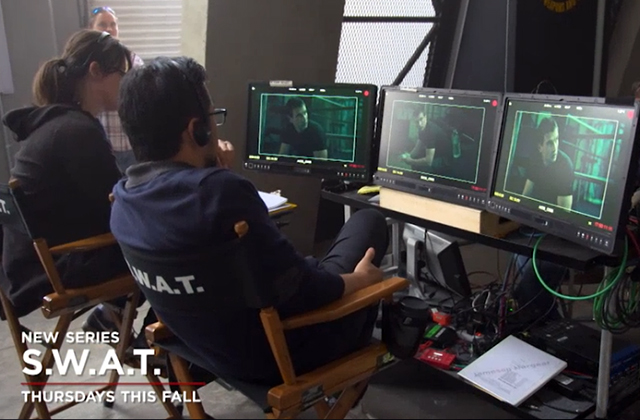 GLOBAL EXCLUSIVE: Fast & Furious Director, Justin Lin, Dishes on Tackling New Series 'S.W.A.T.'