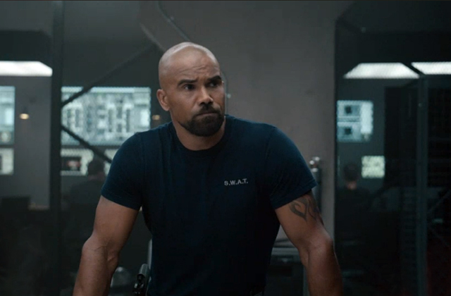 WATCH: Shemar Moore Brings Back The Action With 'S.W.A.T.'
