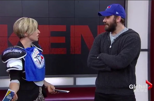 Watch: Clive Standen Talks About Doing His Own Stunt in 'Taken' on The Morning Show