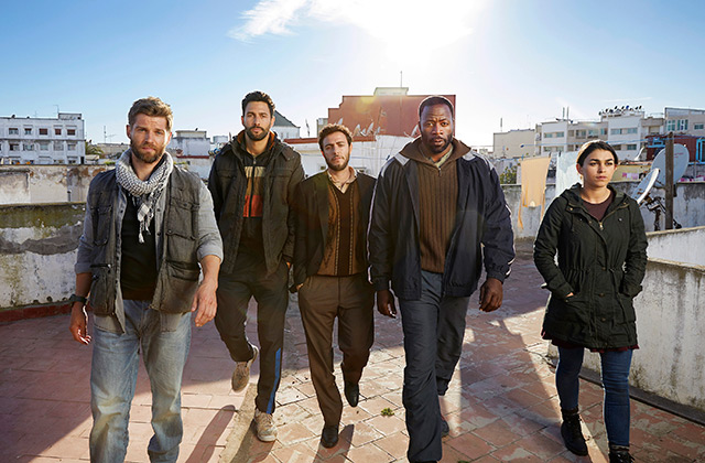 Watch The Brave Trailer Now