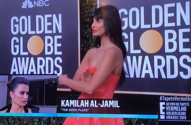 Kamilah Steals Tahani's Shine Even In Real Life