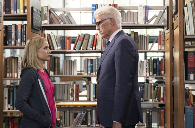 Watch the Good Place Season 3 Episode 7