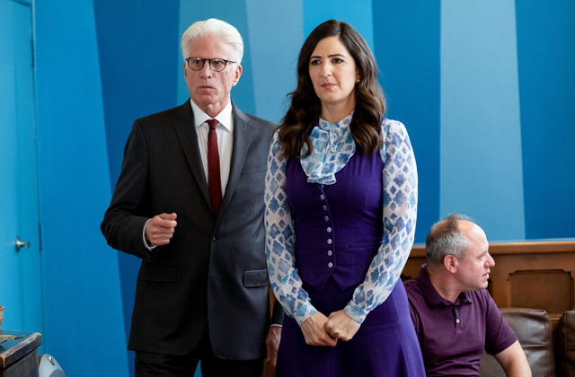 Watch the Good Place Season 3 Episode 9