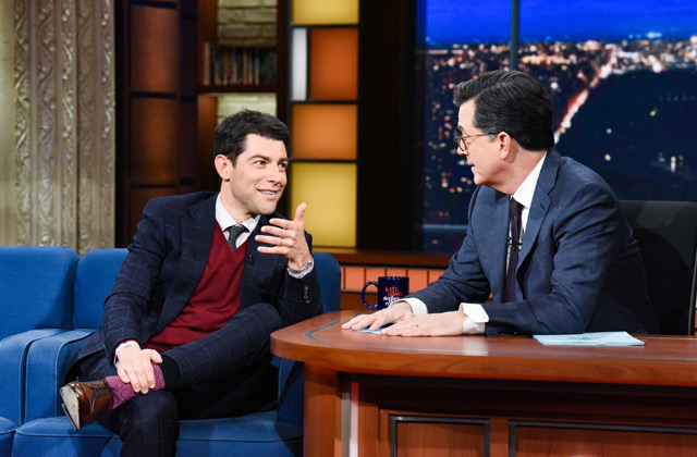 Max Greenfield On 'The Neighborhood' and The Reality Of Sex Scenes