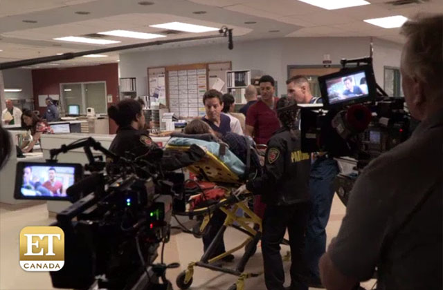 EXCLUSIVE: Get a Glimpse Behind the Scenes of The Night Shift!