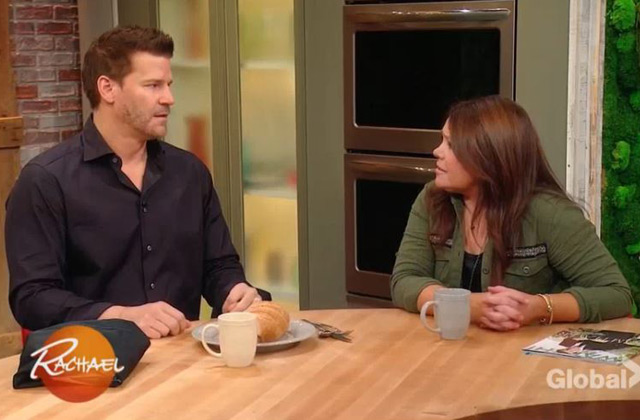 Watch: SEAL Team's David Boreanaz On Why He Couldn't Be A Navy SEAL In Real Life