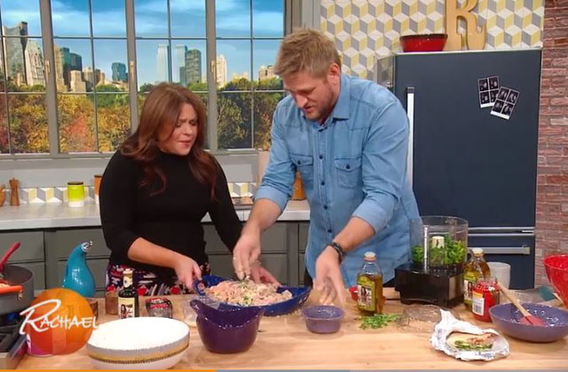 Chef Curtis Stone Shows You How To Make The Perfect Meatballs