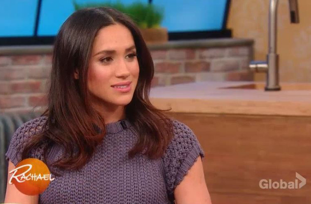 Flashback Interview: Meghan Markle On Her Life