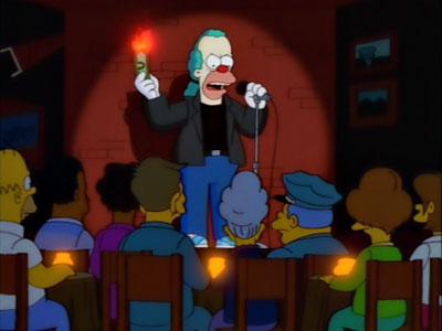 Herschel Shmoikel Pinchas Yerucham Krustofski (Krusty the Clown)