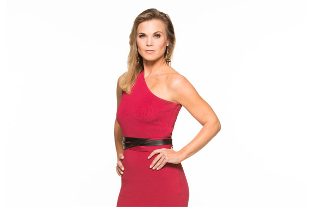 Exclusive Y&R Interview: Gina Tognoni (Phyllis) Kiss And Tells About Billy & Jack!