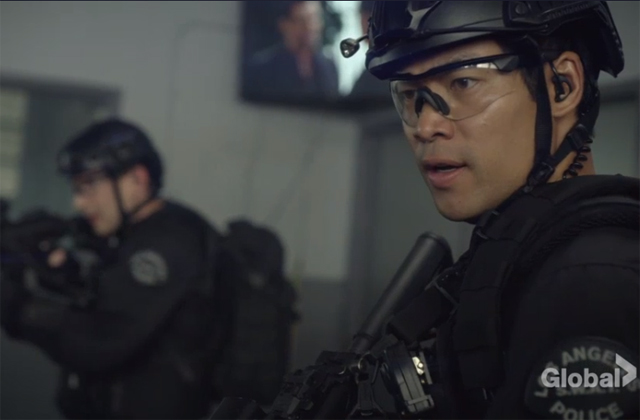 Blink And You'll Miss It: Did You Catch Billy & Jack On S.W.A.T.?