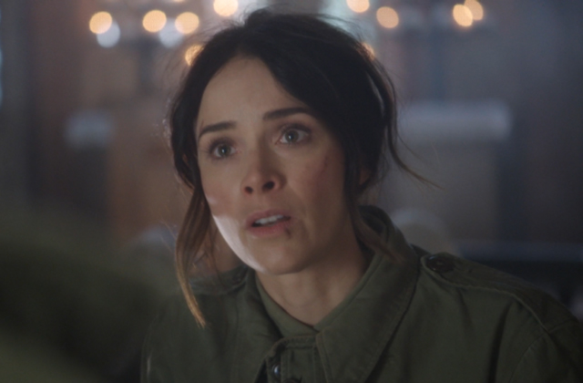 WATCH: Abigail Spencer Dishes on 'Timeless' Series Finale