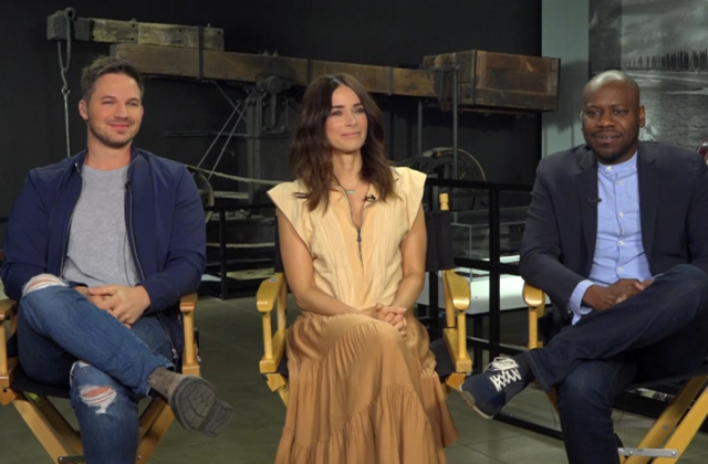 WATCH: 'Timeless' Stars Say Christmas Special Series Finale is Love Letter to Fans