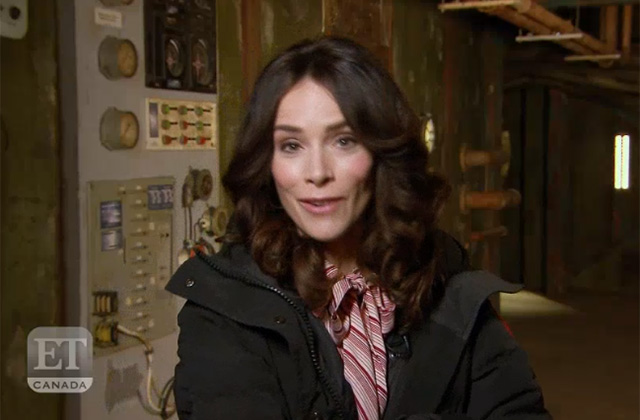 WATCH: ET Canada is on the new L.A. set of 'Timeless' with Matt Lanter, Abigail Spencer and Goran Visnjic