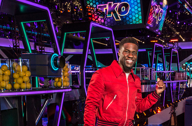 Watch the Series Premiere of TKO: Total Knock Out