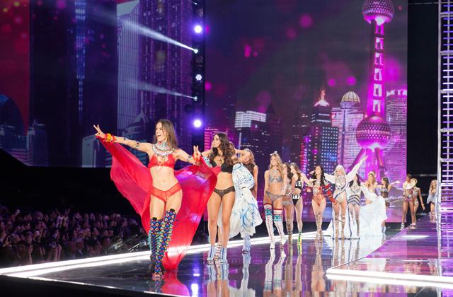 Watch the 2017 Victoria's Secret Fashion Show!