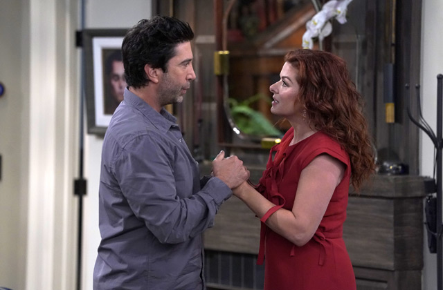 Watch the Will & Grace Season 2, Episode 3