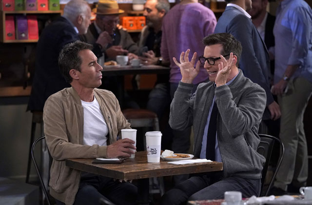 Watch the Will & Grace Season 2, Episode 8