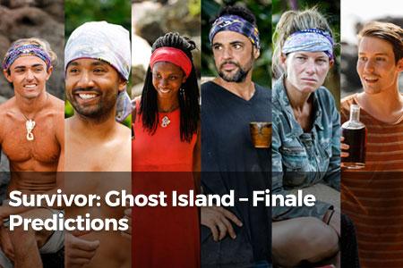 Survivor: Ghost Island - Finale Predictions
