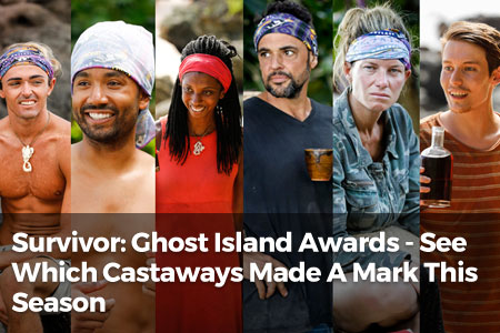 Survivor: Ghost Island Awards
