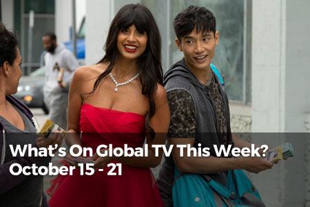 What's On Global TV This Week?