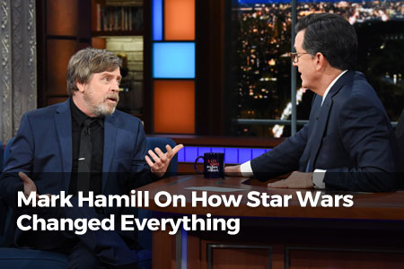 Mark Hamill On How Star Wars Changed Everything