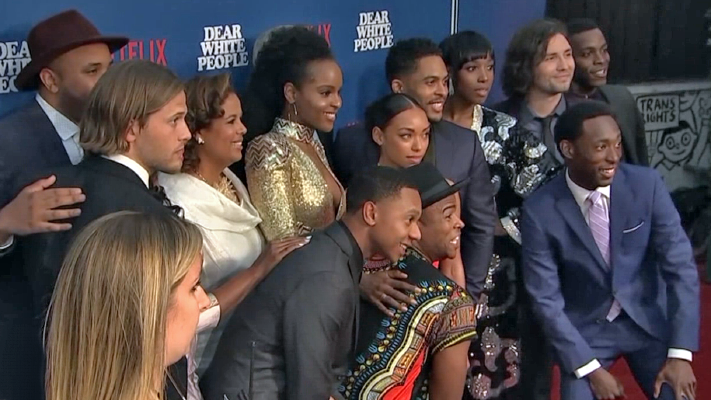 Dear White People Cast Discuss Series Controversy