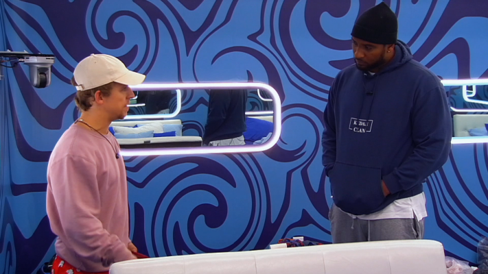 Dane Shows His Hand On 'Big Brother Canada'