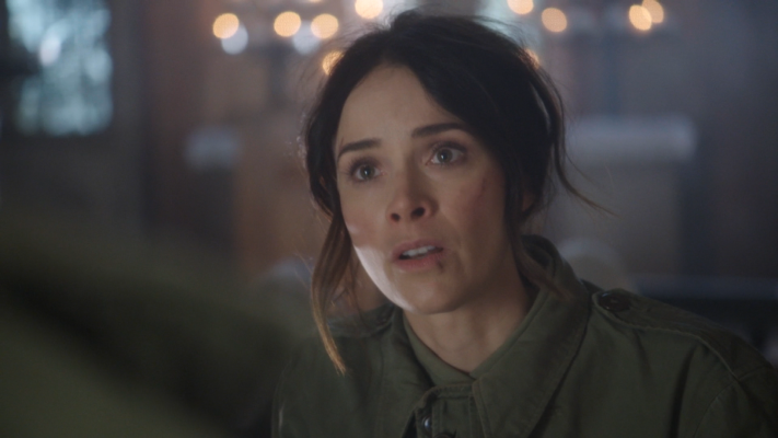 c3113014b3 Abigail Spencer On  Timeless  Series Finale