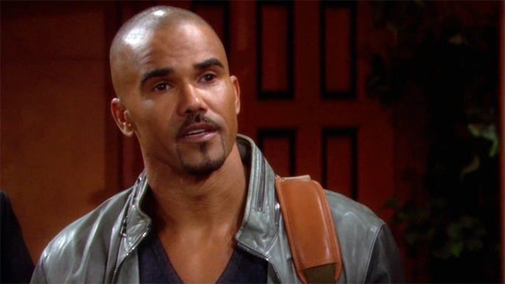 A Look At Shemar Moores Young And The Restless Return Etcanada