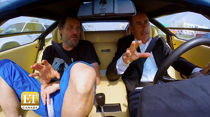 39 comedians in cars getting coffee 39 preview with jim carrey. Black Bedroom Furniture Sets. Home Design Ideas