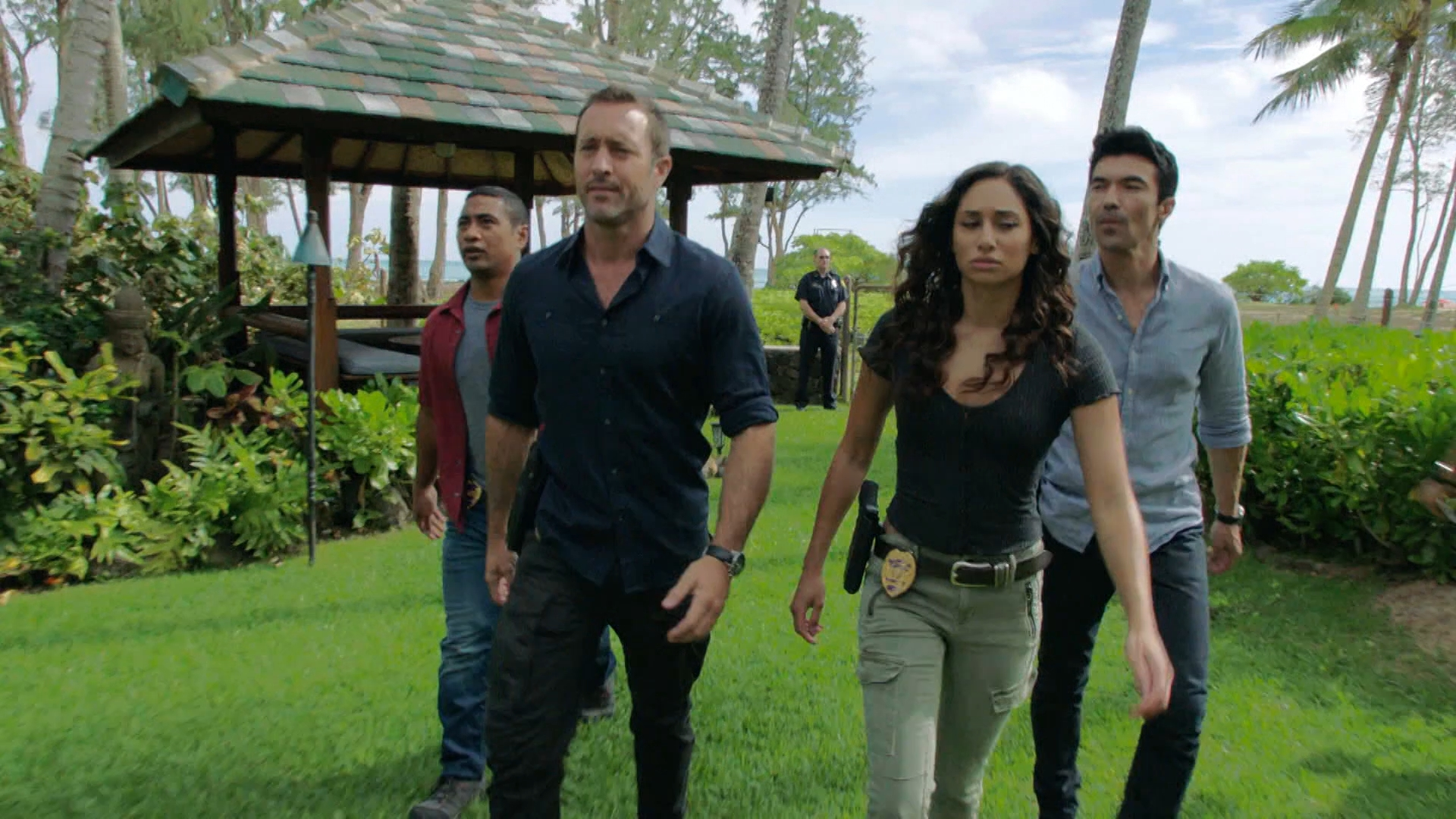 Free full episodes of Hawaii Five-0 on GlobalTV com | Cast photos