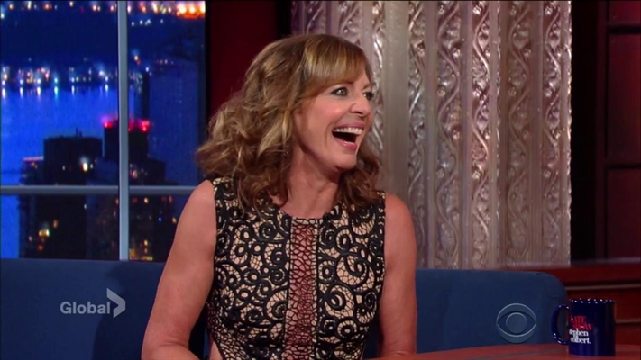 86c197ae96b Allison Janney: plausibly a person you might hang out with?