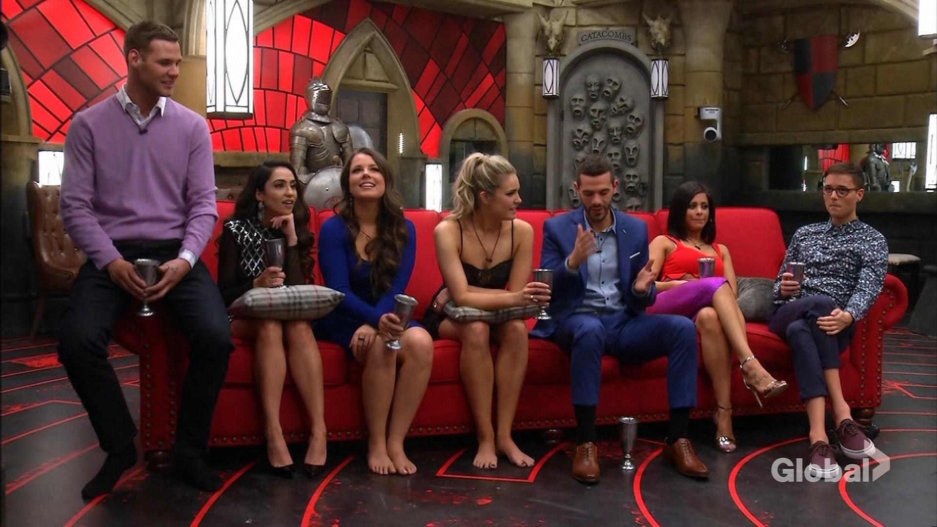 Celebrity big brother season 17 episode 19