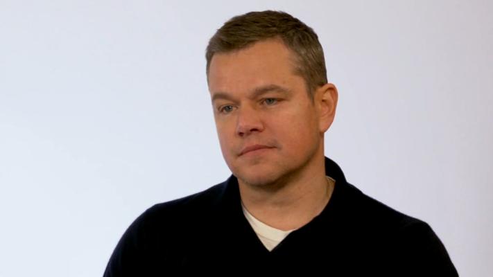Matt damon talks 20th anniversary of 39 good will hunting for Domon canada