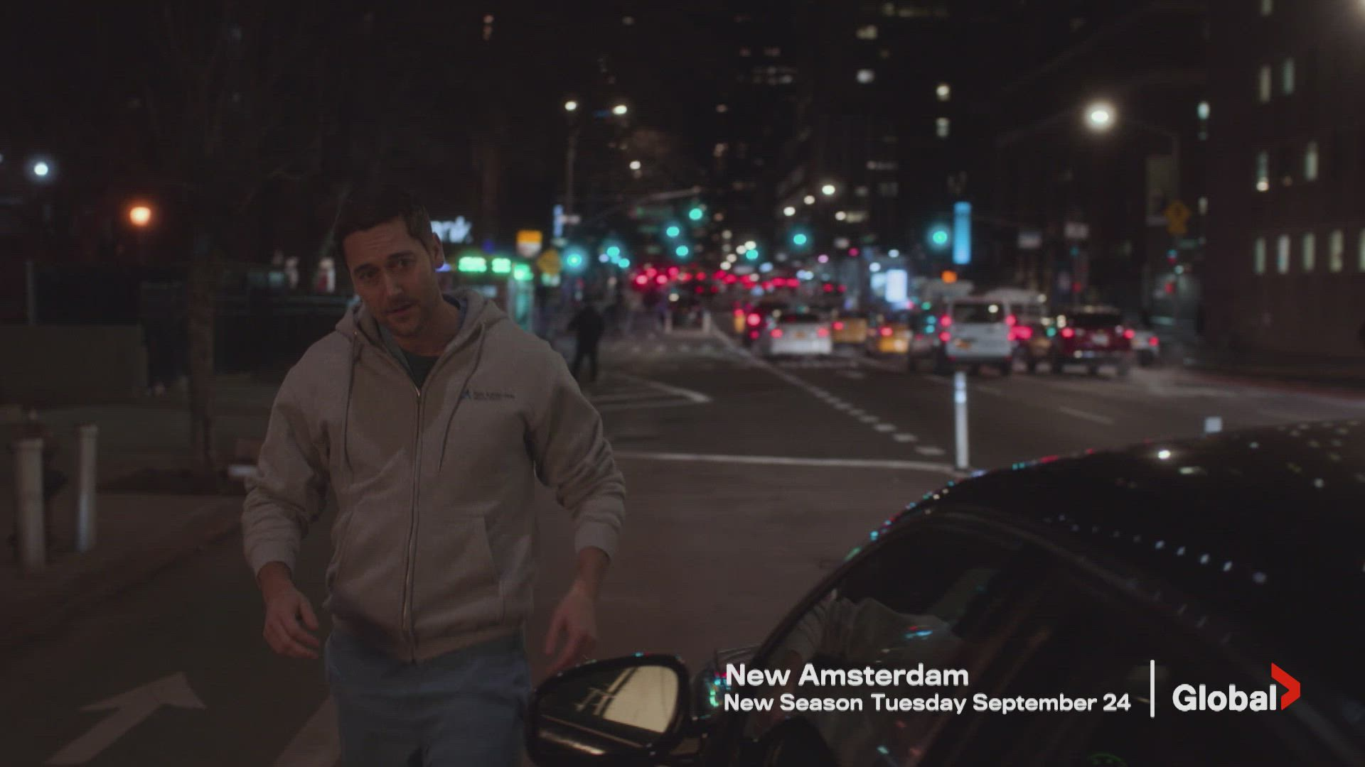 Free full episodes of New Amsterdam on GlobalTV com | Cast