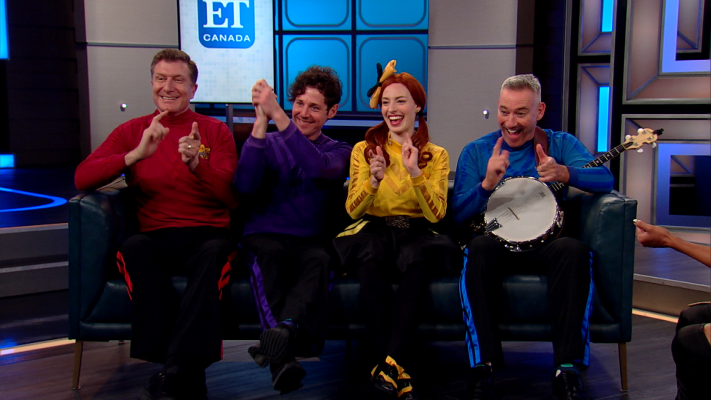 The Wiggles In Studio