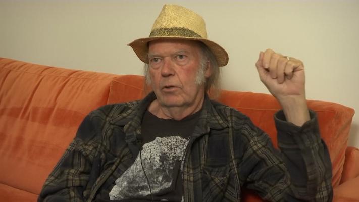 Neil Young Talks New Album 'Colorado'