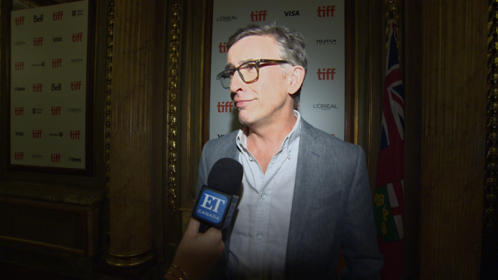 Steve Coogan At TIFF 'Greed' Premiere