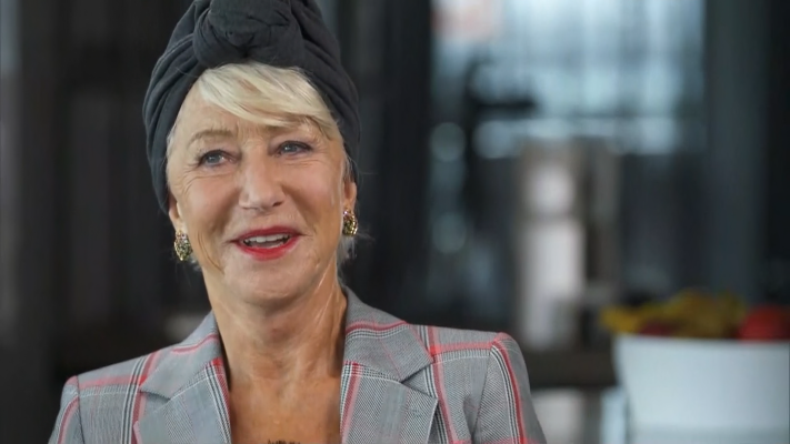 Helen Mirren Talks 'Fast And Furious', 'Catherine The Great'