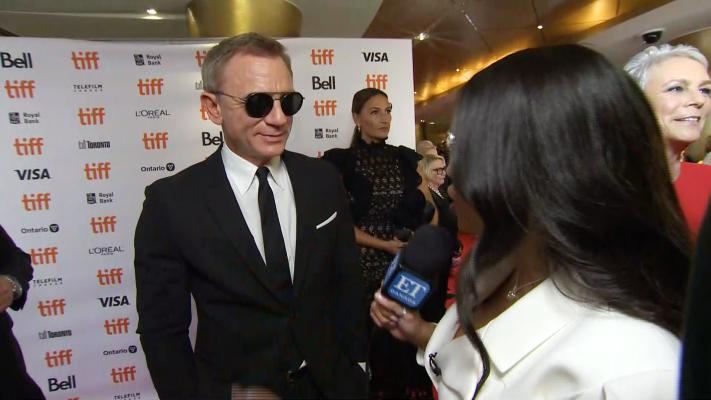 Daniel Craig Talks 'Bond 25'