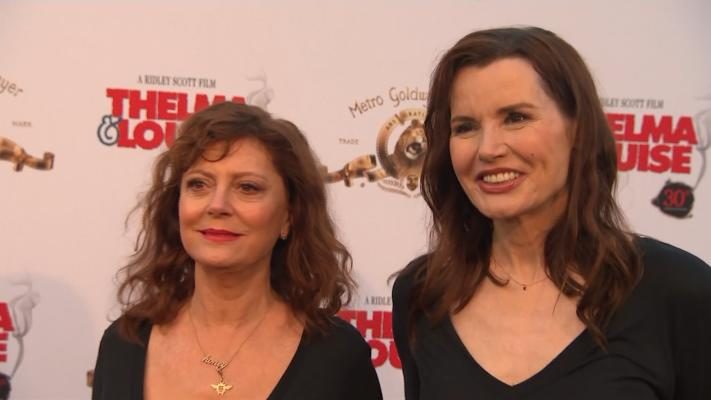 Thelma and Louise 30th Anniversary Drive-In Event