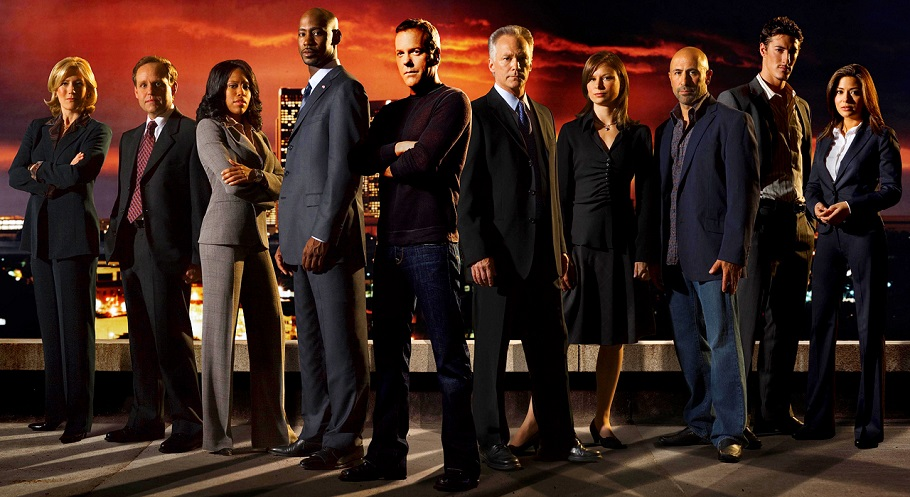 24 returns to Global with the new TV series 24: Live Another Day