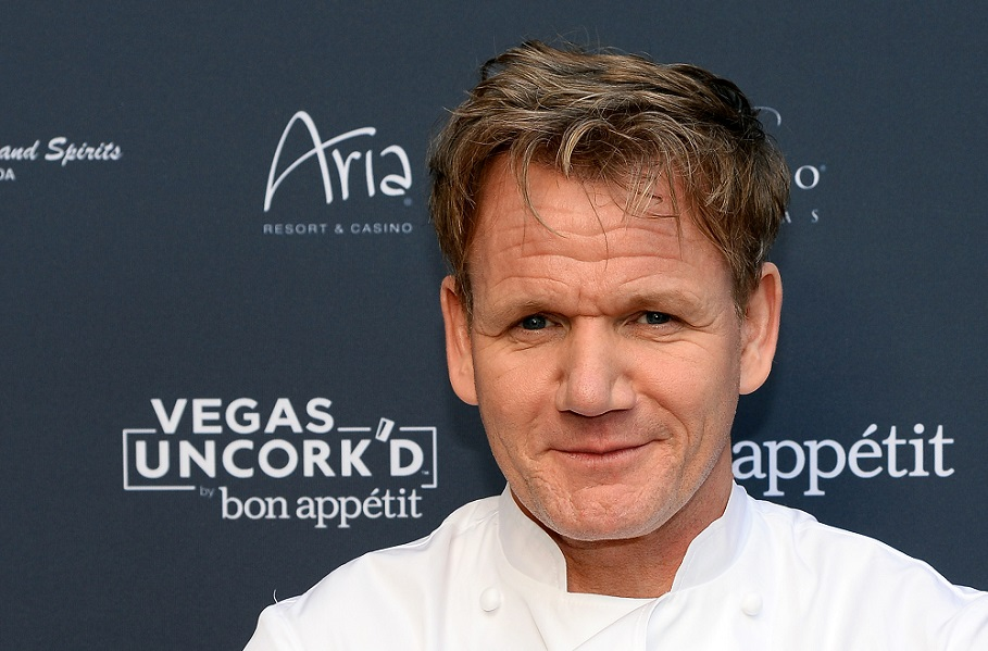 Gordon Ramsay returns to Amy's Baking Company for Kitchen