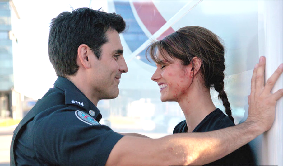 Ben-Bass-and-Missy-Peregrym
