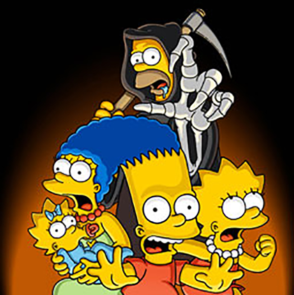 Treehouse Corus Part - 49: The Simpsonsu0027 Treehouse Of Horror Episodes Are An Annual Classic.